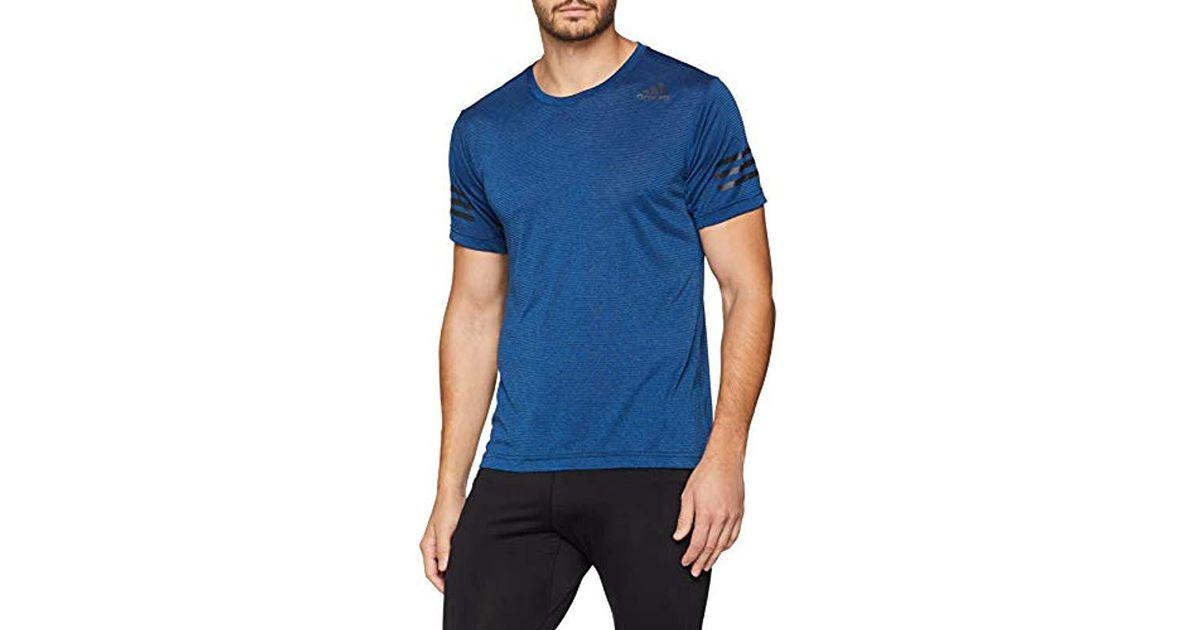 Men Adidas For Lyst Blue Shirt CcT Freelift ID92HEW