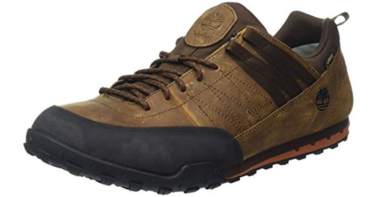 e57f6ce1f6c32 Timberland Greeley Approach Oxfords in Brown for Men - Lyst