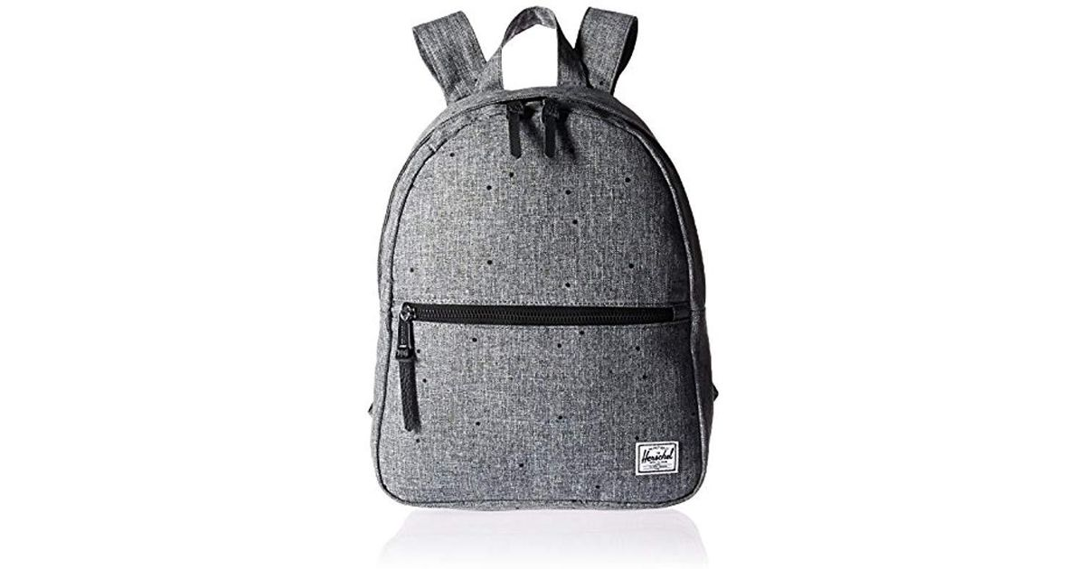 648a34b5319 Lyst - Herschel Supply Co. Town X-small Backpack in Black for Men