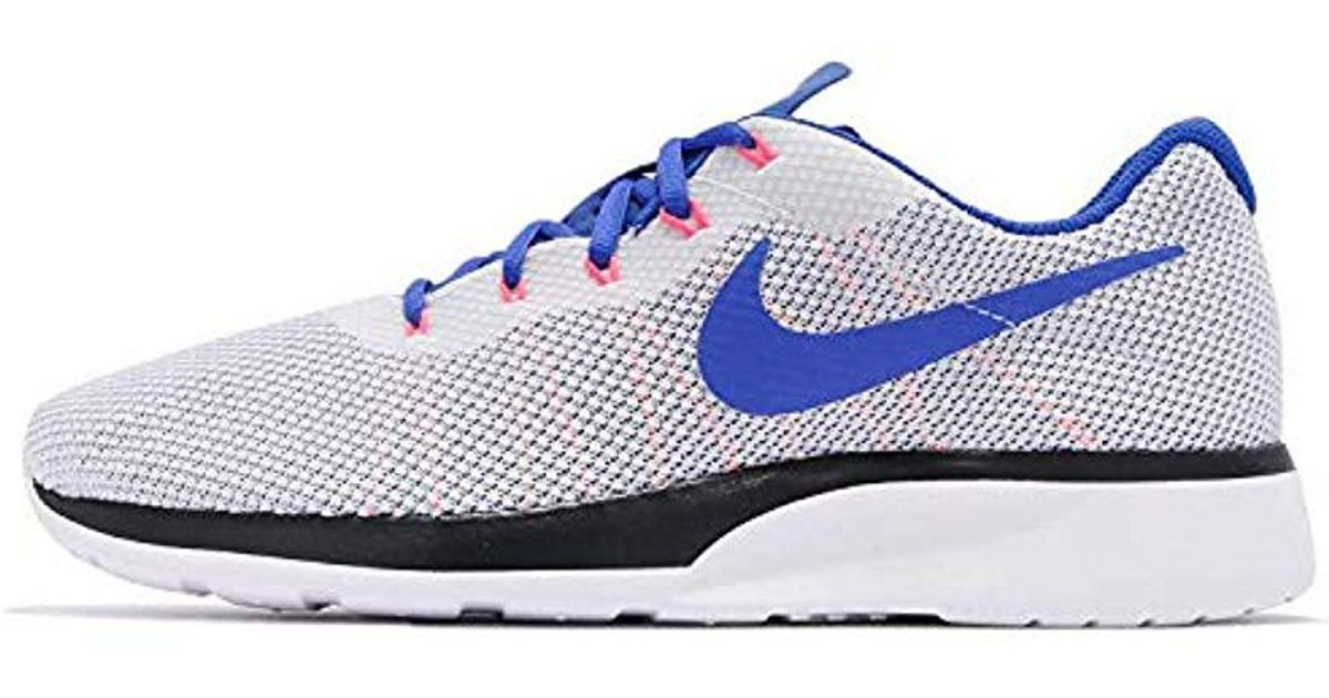 Nike - Blue Tanjun Racer Competition Running Shoes for Men - Lyst