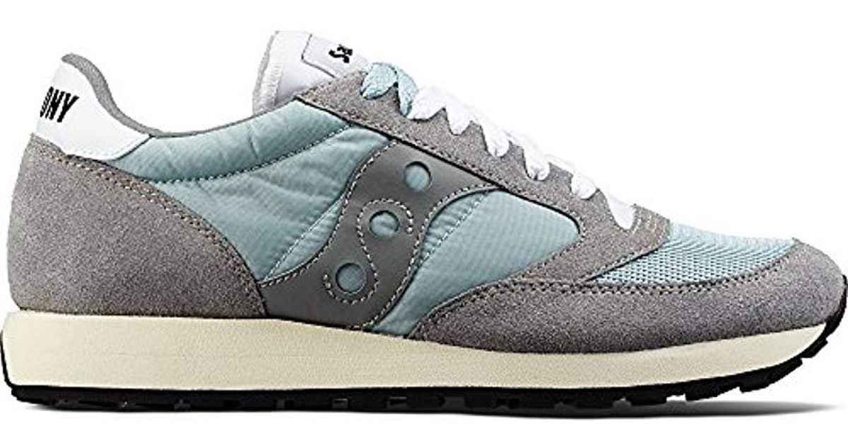 big sale 03429 943b3 Saucony - Gray Originals Jazz Original Vintage Sneaker for Men - Lyst