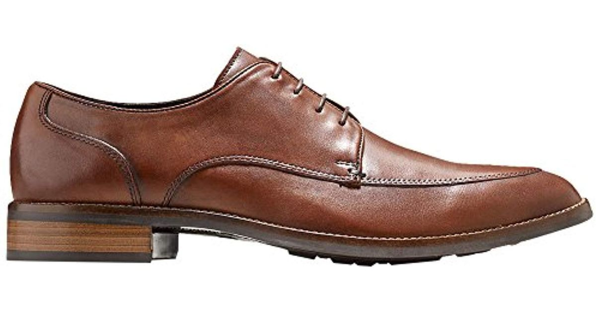 f0598379333 Lyst - Cole Haan Lenox Hill Split-toe Oxford in Brown for Men - Save  29.870129870129873%