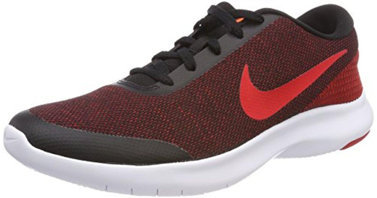 9d9edc04ee974 Lyst - Nike Flex Experience 7 Running Shoe in Red for Men