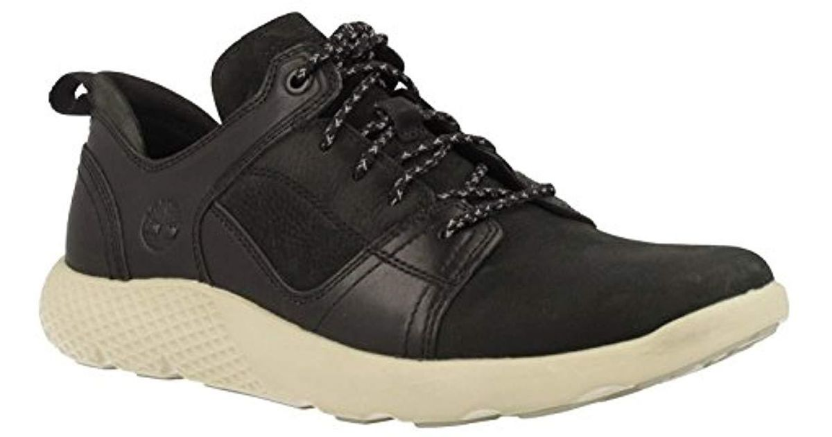 Timberland Flyroam Wedge Jet Black CA1JSW Chaussures bateau