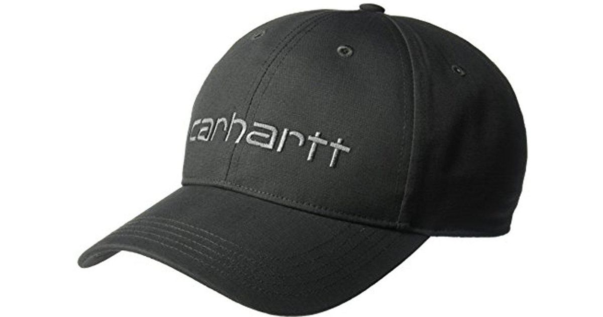 038dabdc58d15 Carhartt Force Extremes Ball Cap in Black for Men - Lyst