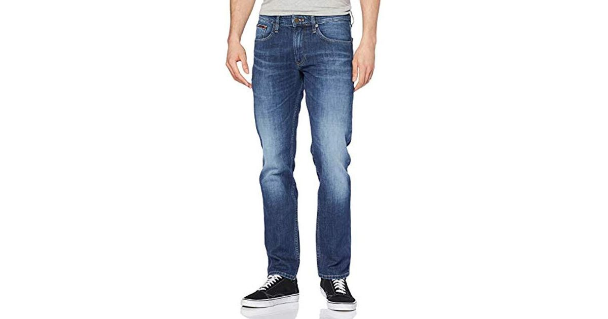 897fb3312 Tommy Hilfiger Original Straight Ryan Elkdk Jeans in Blue for Men - Lyst