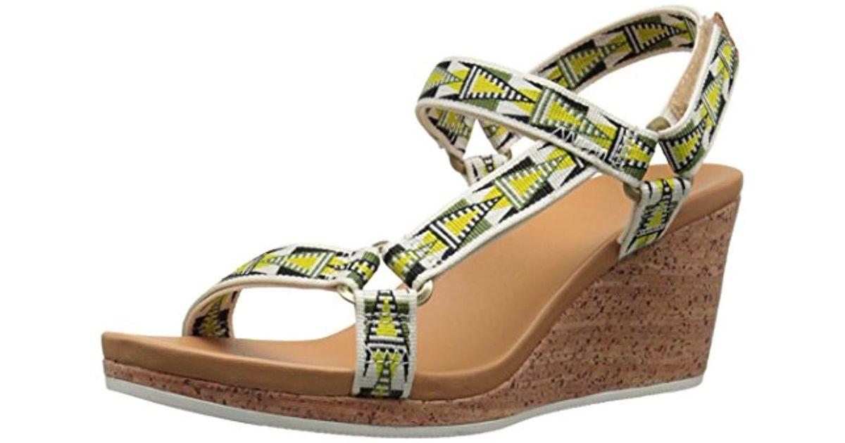 f6ea5fe5b9bb Lyst - Teva Arrabelle Universal Sandal - Save 3%