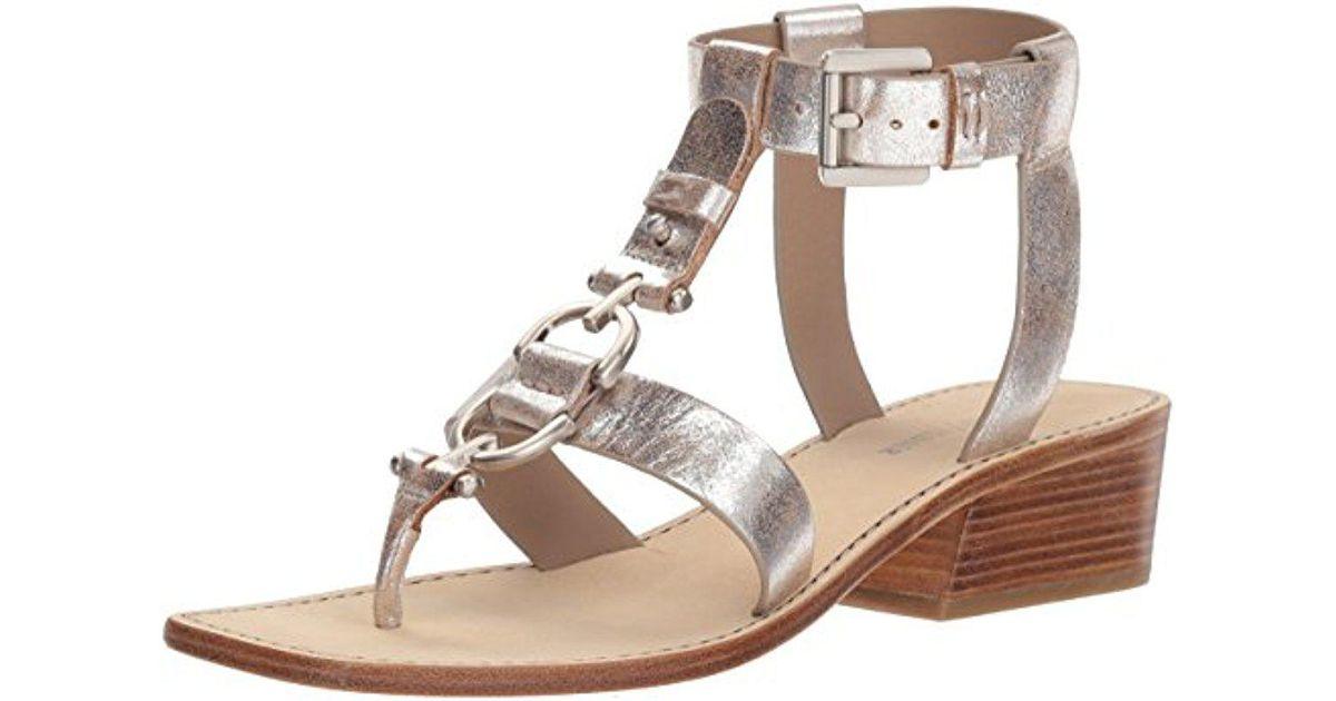 Donald Pliner Dena Block Heel Dress Sandals 7te8Qte