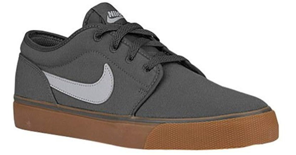 f93f78520660 Lyst - Nike Toki Low Txt Casual Shoe in Gray for Men