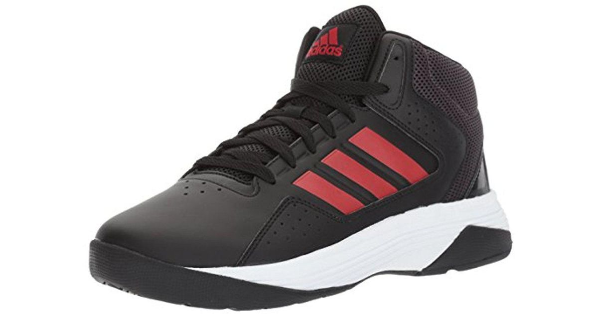 30c9972acc5 Lyst - Adidas Cf Ilation Mid Basketball Shoe in Black for Men