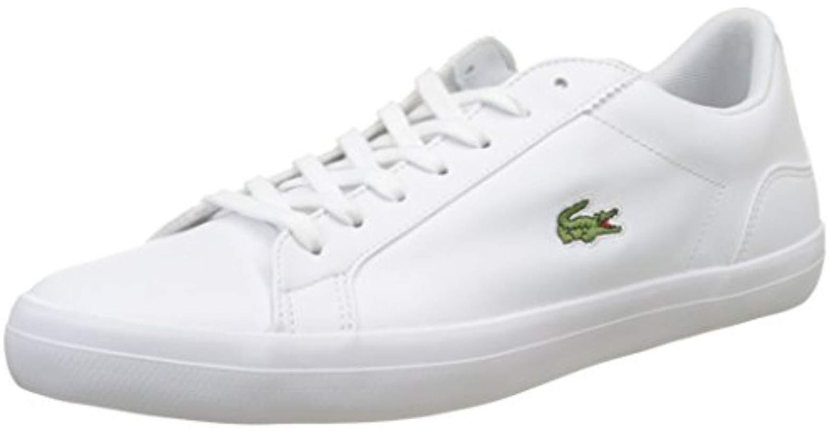 cc0a2c5d3 Lacoste Lerond Bl 1 Cam Low in White - Save 6% - Lyst
