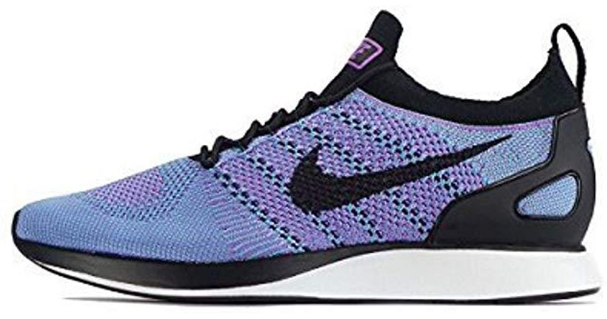 2f2a755fc Nike 's Air Zoom Mariah Flyknit Racer Gymnastics Shoes in Black for Men -  Lyst