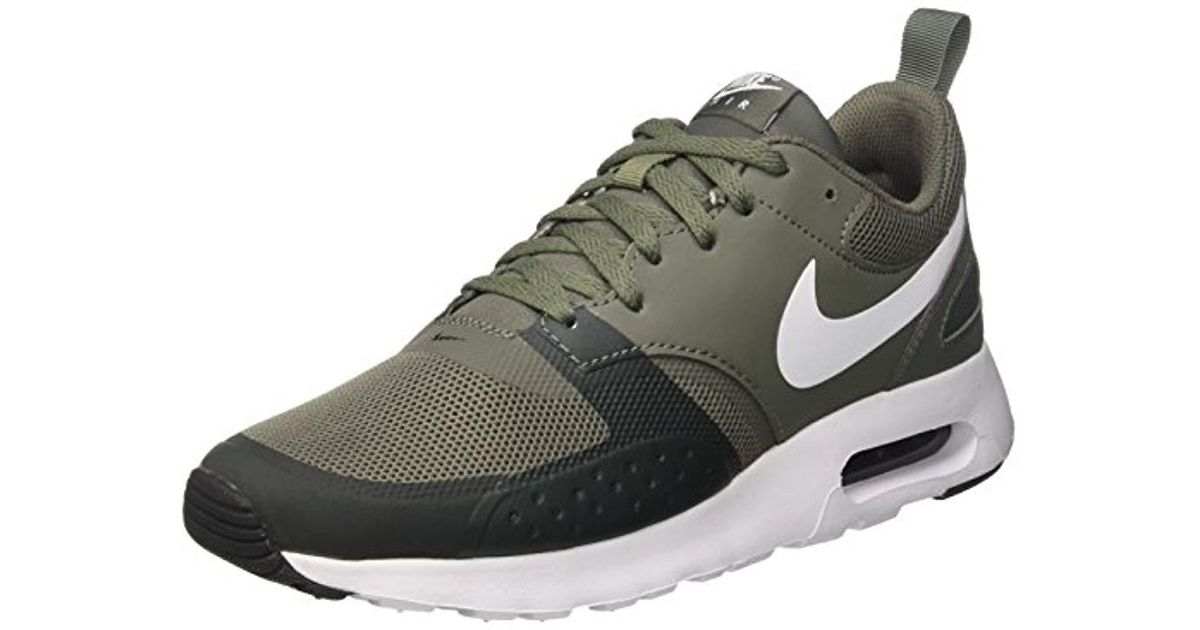 separation shoes 57eb7 44940 Nike Air Max Vision Low-top Sneakers in Green for Men - Save