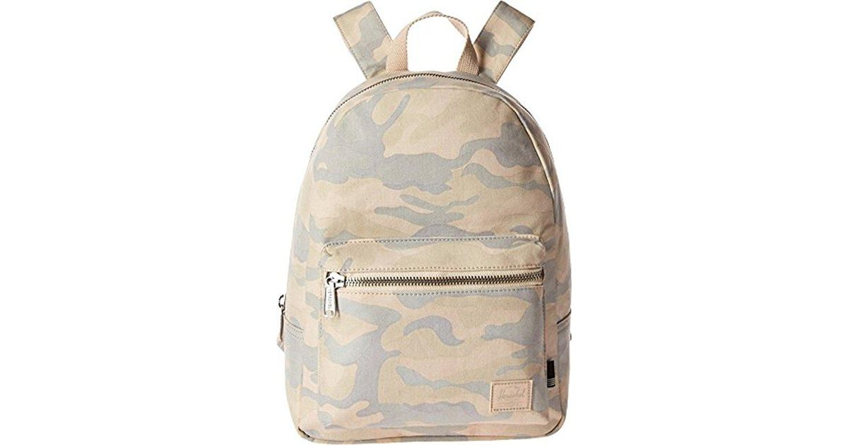 4c081d74795 Lyst - Herschel Supply Co. Grove X-small in Natural
