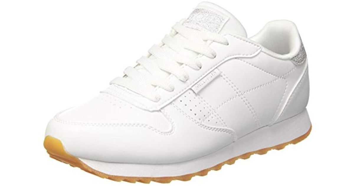 1ad262f7ff83c Skechers Og 85-old School Cool Hi-top Trainers in White - Lyst