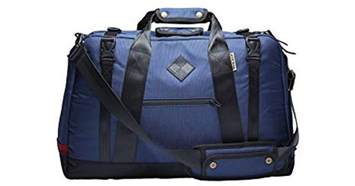 dc3ac652ea2 Woolrich X The Hill-side Weekender Bag in Blue for Men - Lyst