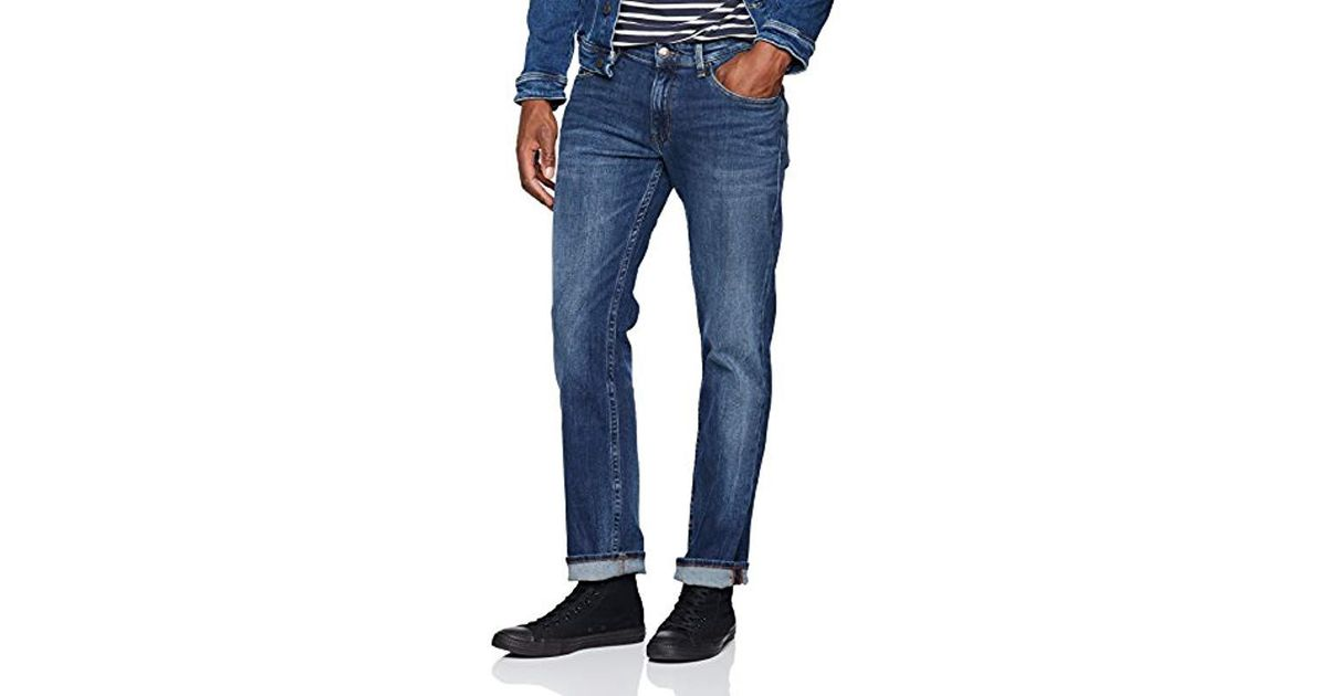 53317004 Lyst - Tommy Hilfiger Original Ryan Straight Leg Jeans in Blue for Men - Save  18%