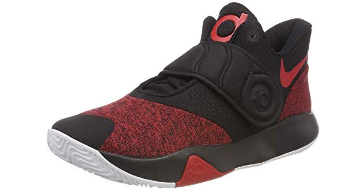 6f8832339f78 Nike Kd Trey 5 Vi Low-top Sneakers in Black for Men - Lyst