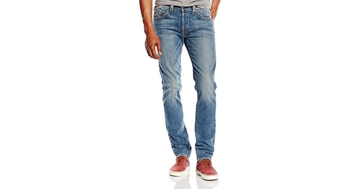 b9159ea4 True Religion Rocco Skinny Jeans in Blue for Men - Lyst