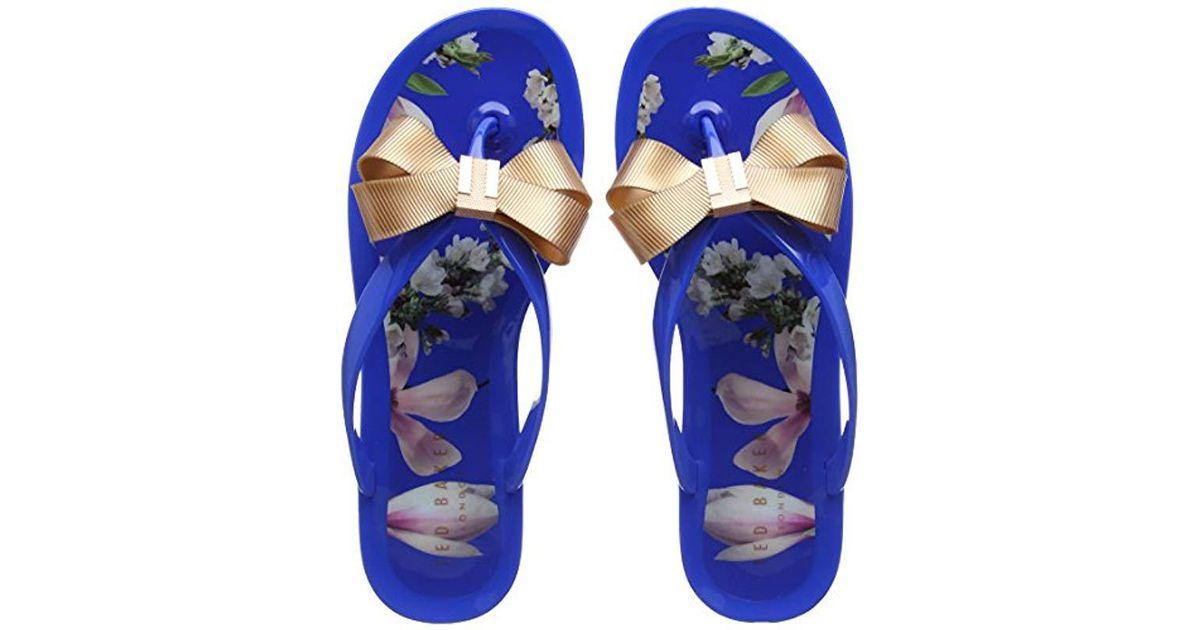 0d7c6b3163c05f Ted Baker Suzie Flip Flops