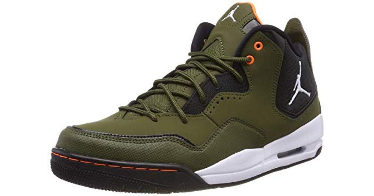 317123de444 Nike Jordan Courtside 23 Basketball Shoes in Green for Men - Lyst