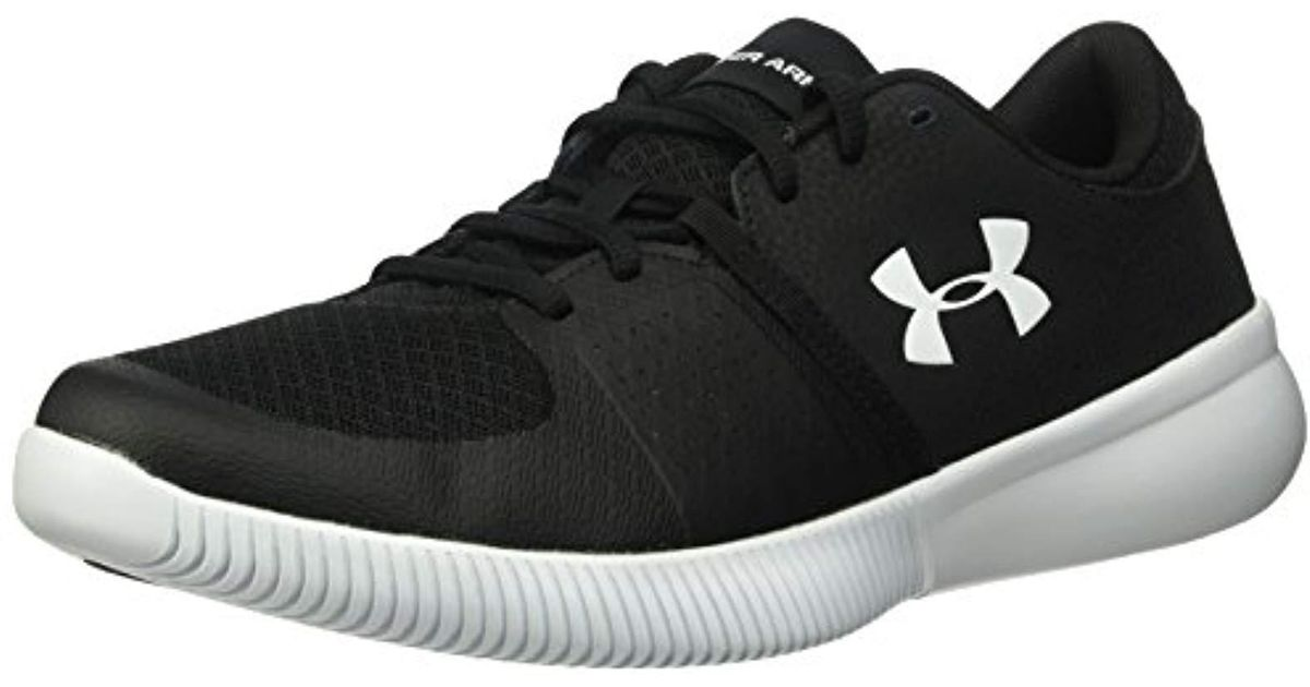 6e41c58ab01af Lyst - Under Armour Zone 3 Sneaker in Black for Men - Save 10%