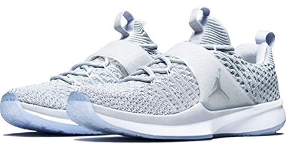 19b95d80c37 Nike   s Jordan Trainer 2 Flyknit Gymnastics Shoes for Men - Lyst