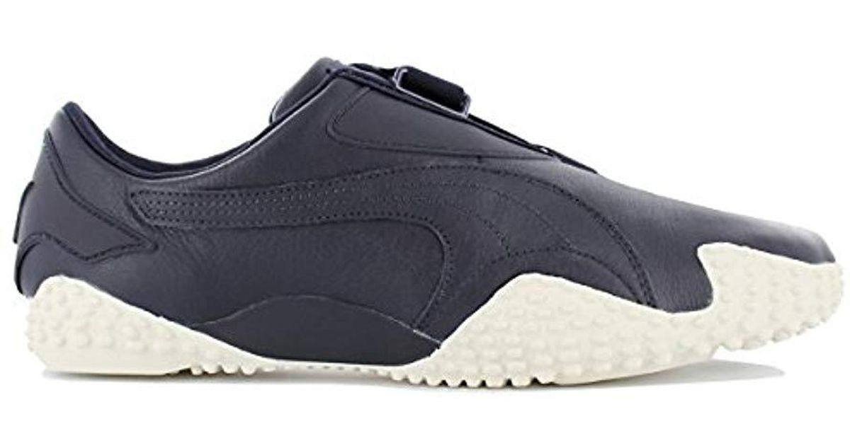 be6c16e7122c2 PUMA - Blue Mostro Og Ii Leather Footwear Black S Trainers Sneaker Shoes  for Men - Lyst