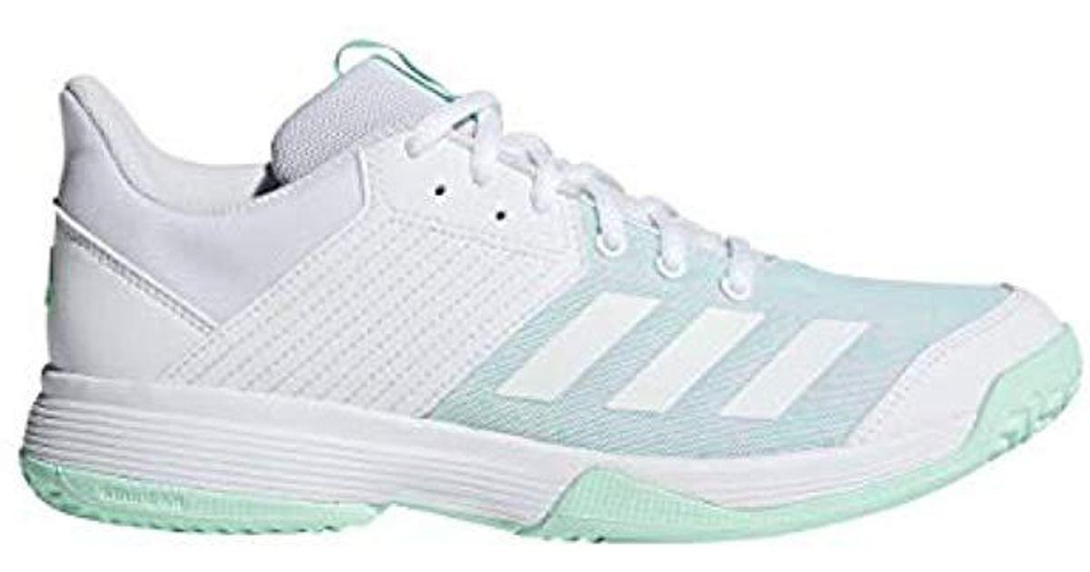 new concept e0e1c 4dae3 Lyst - adidas Originals Ligra 6 Volleyball Shoe in White