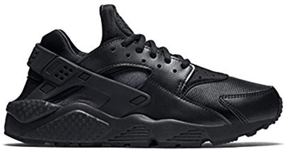 d9edc0aa9871 Nike  s Air Huarache Run Gymnastics Shoes in Black - Lyst