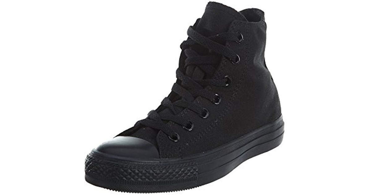 daee71c91b8b Lyst - Converse Unisex Chuck Taylor All-star High-top Casual Sneakers In  Classic Style And Color And Durable Canvas Uppers in Black for Men