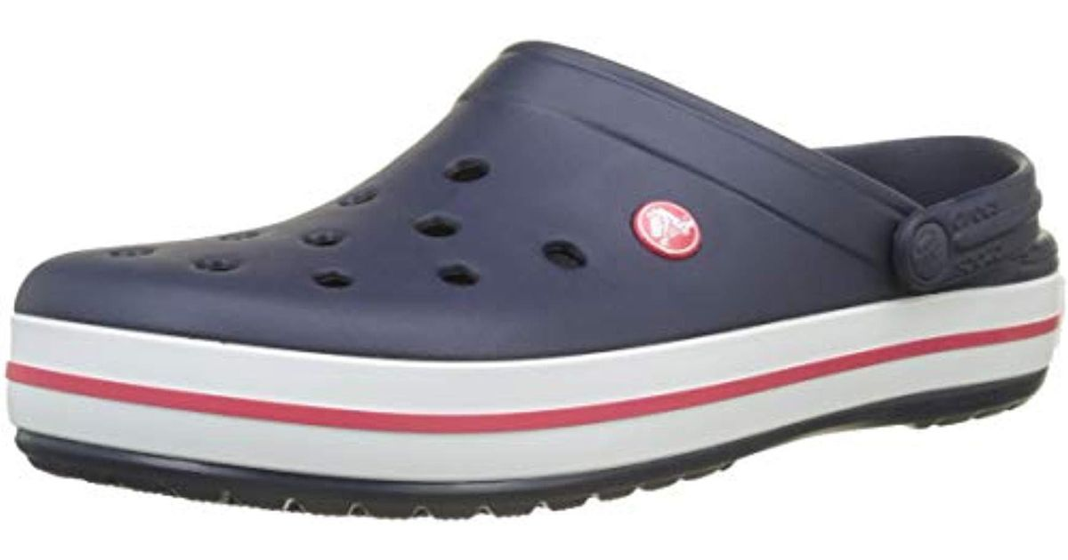 944cc8d15 Crocs™ Unisex Adults  Crocband Clogs in Blue for Men - Lyst
