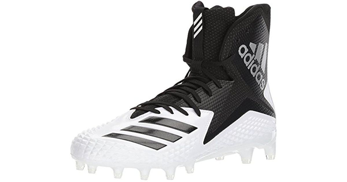 340739d6f4ad7 Adidas - Black Freak X Carbon Mid Football Shoe for Men - Lyst