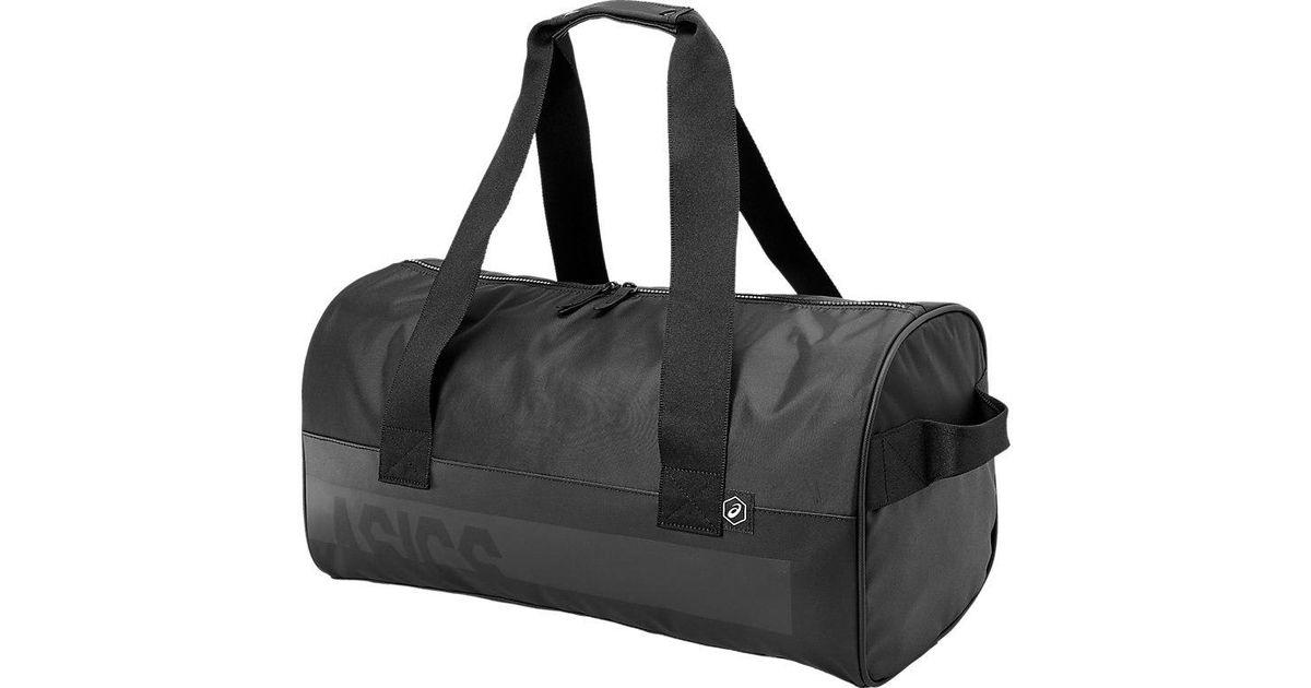 c3ef5abf1070 Asics Training Gymbag in Black for Men - Lyst