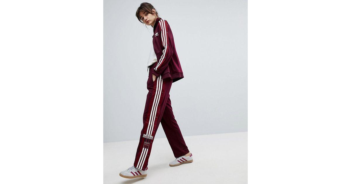 Lyst adidas Originals Originals adibreak Popper los pantalones de la pista en
