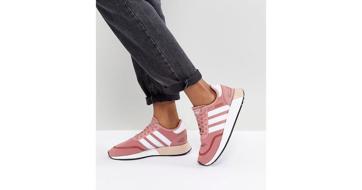 7d3fcc07c2a Lyst - adidas Originals Originals N-5923 Trainers In Pink in Pink