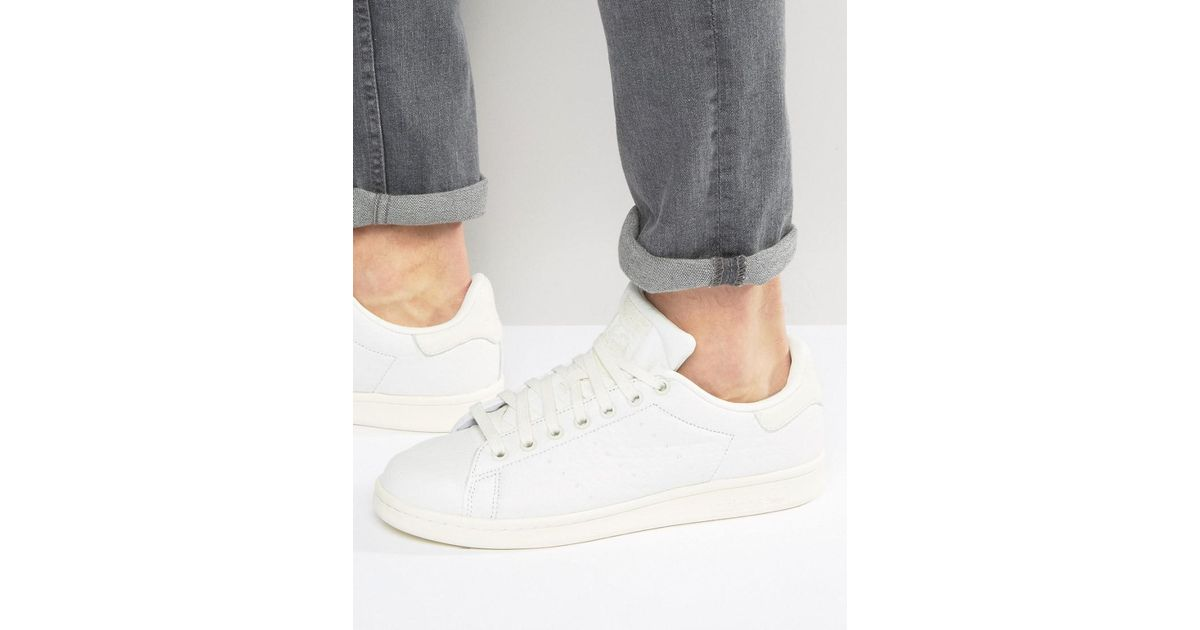 feba50bb6a2 Lyst - adidas Originals Stan Smith Sneakers In White Bb0036 in White for Men