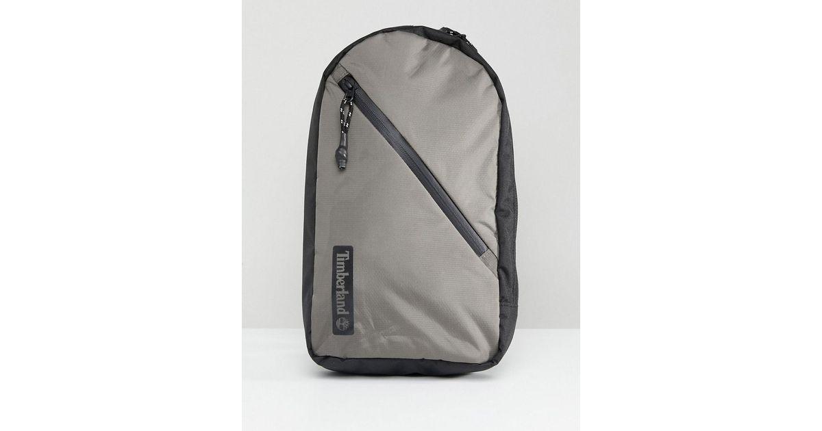 5cc0c928f6 Timberland Sling Cross Shoulder Bag In Olive in Green for Men - Lyst
