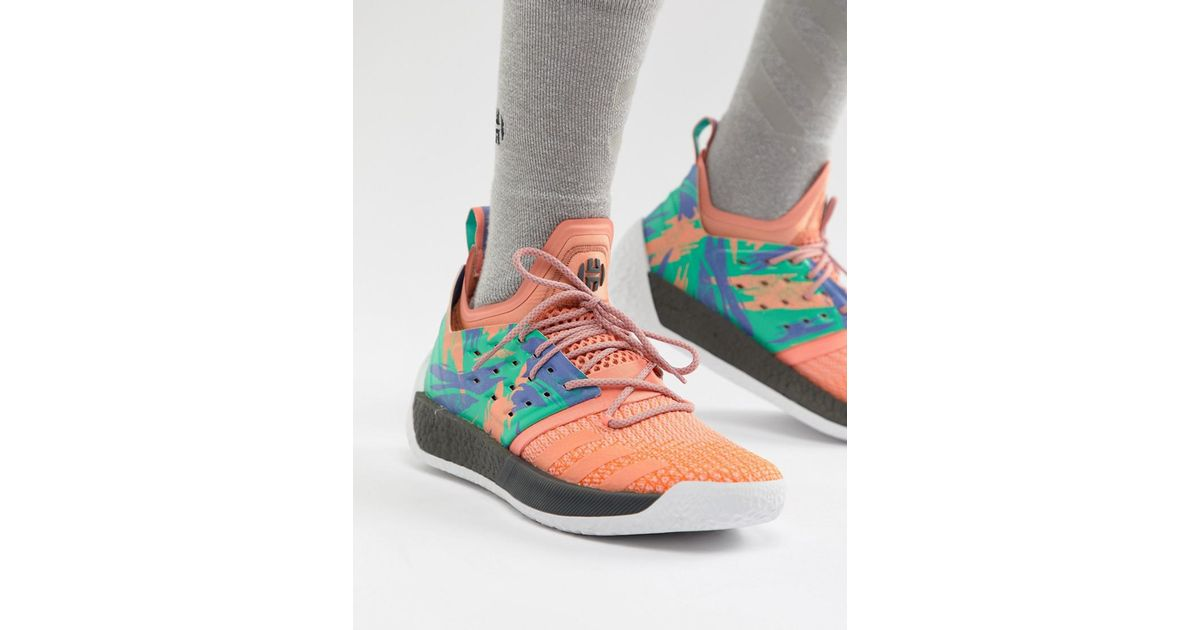 Fast Express Cheap Sale Wholesale Price Basketball x Harden Vol 2 Graft Day Trainers In Grey AH2219 - Grey adidas Factory Outlet Cheap Price sl6V4Z