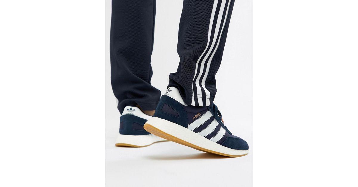 innovative design 70965 36baf adidas Originals I-5923 Runner Trainers In Navy Bb2092 in Blue for Men -  Lyst