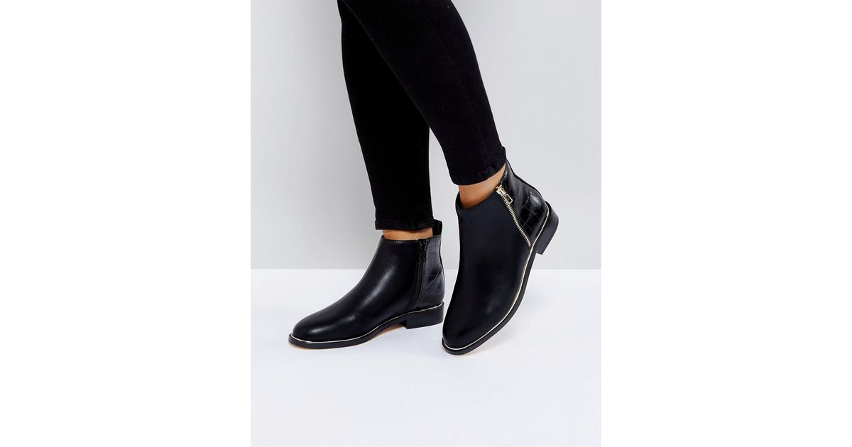 Office Abbie Metal Trim Boots many kinds of cheap price vyNPu