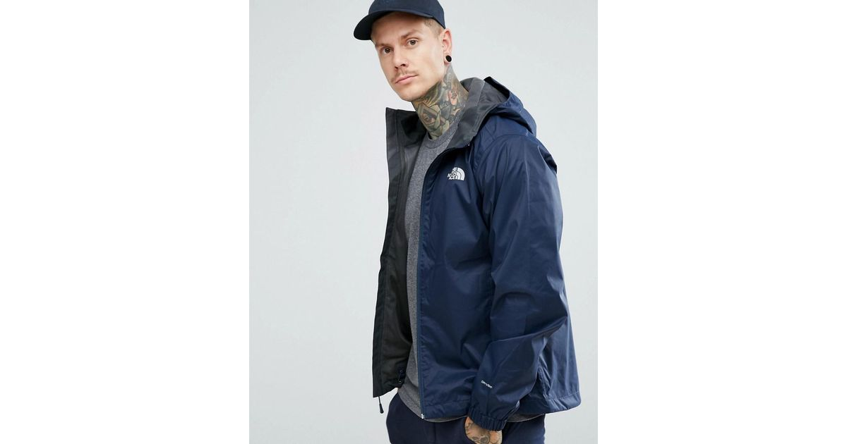 Lyst The North Face Quest Lightweight Waterproof Jacket