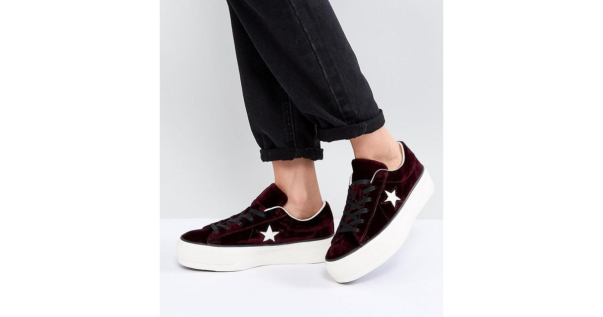 Converse One Star Shoes Uk