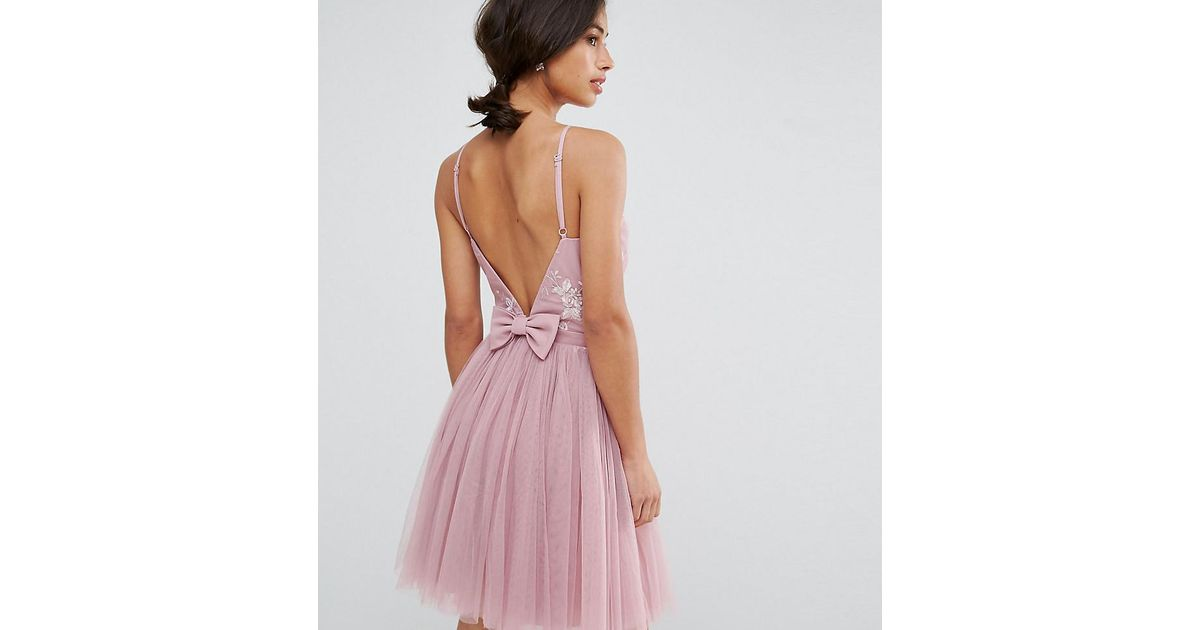 Prom Dresses with Bows On the Back