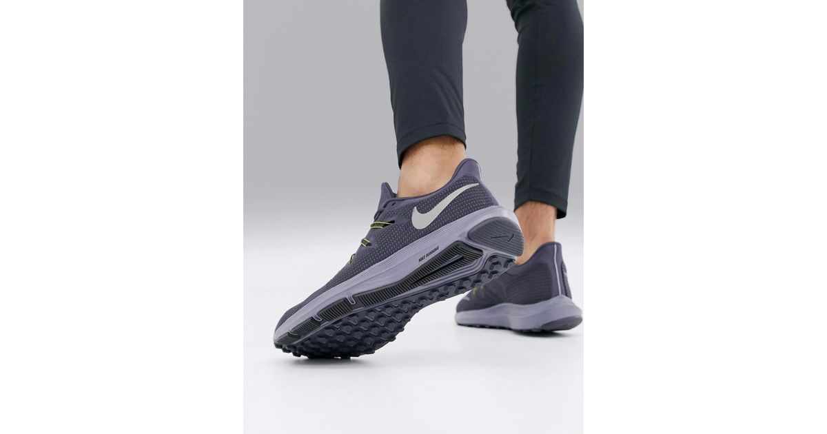 Nike Quest Trainers In Grey Aa7403-006 in Gray for Men - Lyst 2705a1927