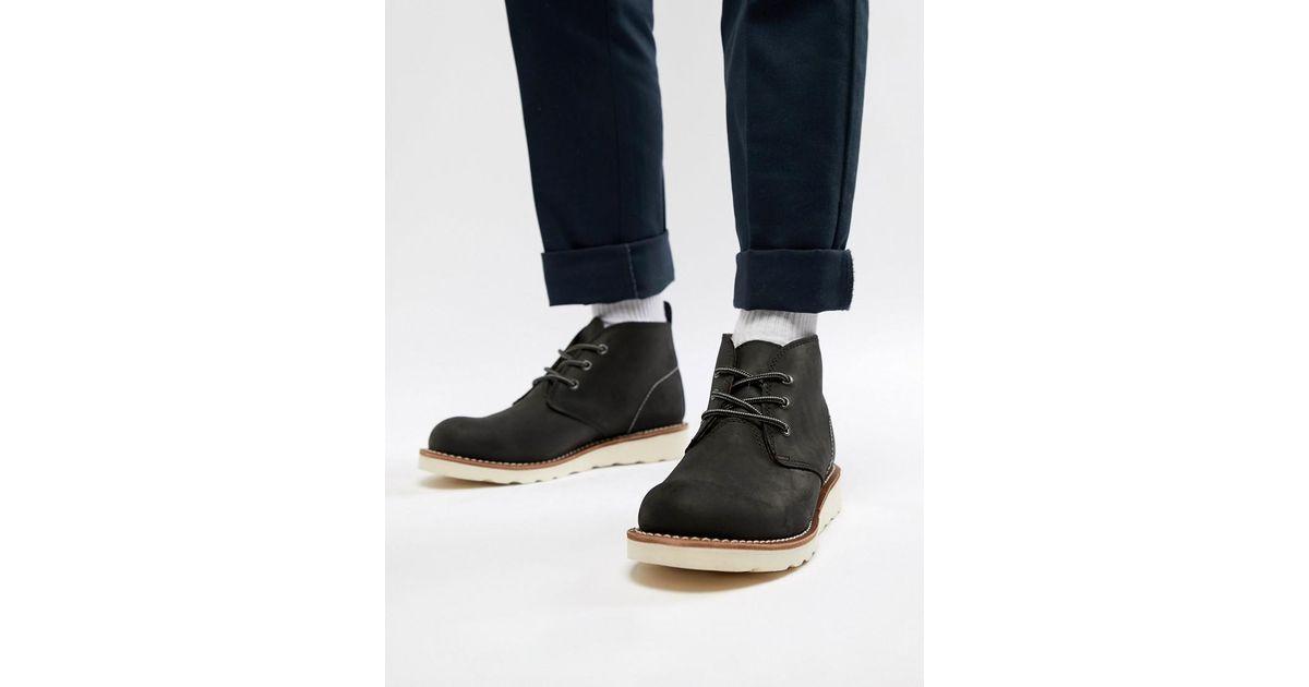 c67698fde837f Dickies Nebraska Lace Up Shoes in Black for Men - Lyst