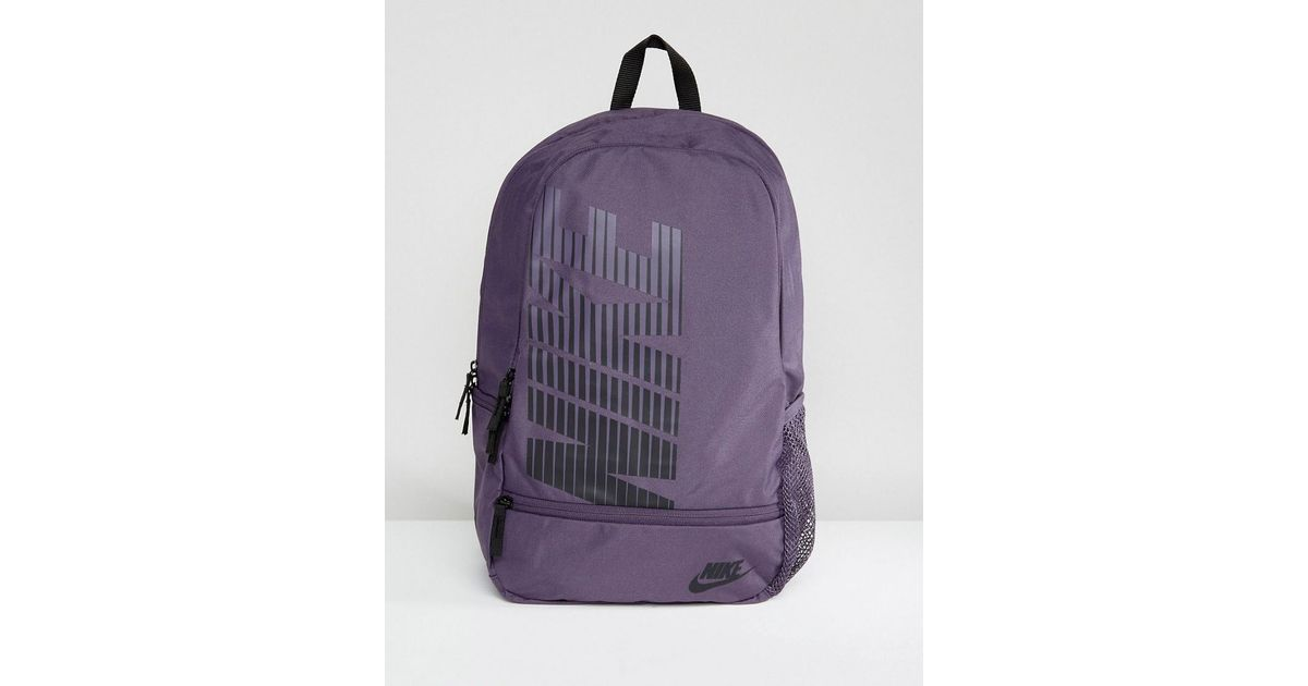 d357a23836 Nike Classic North Back Pack In Purple Ba4863-539 in Purple for Men - Lyst