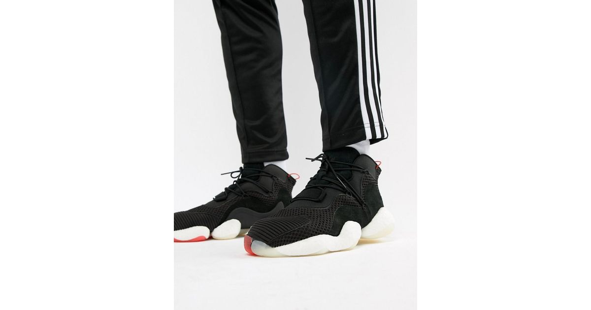 733a6487899a Lyst - adidas Originals Crazy Byw Sneakers In Black B37480 in Black for Men