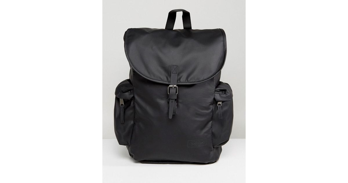 Eastpak Austin Backpack In Black 18l in Black for Men - Lyst