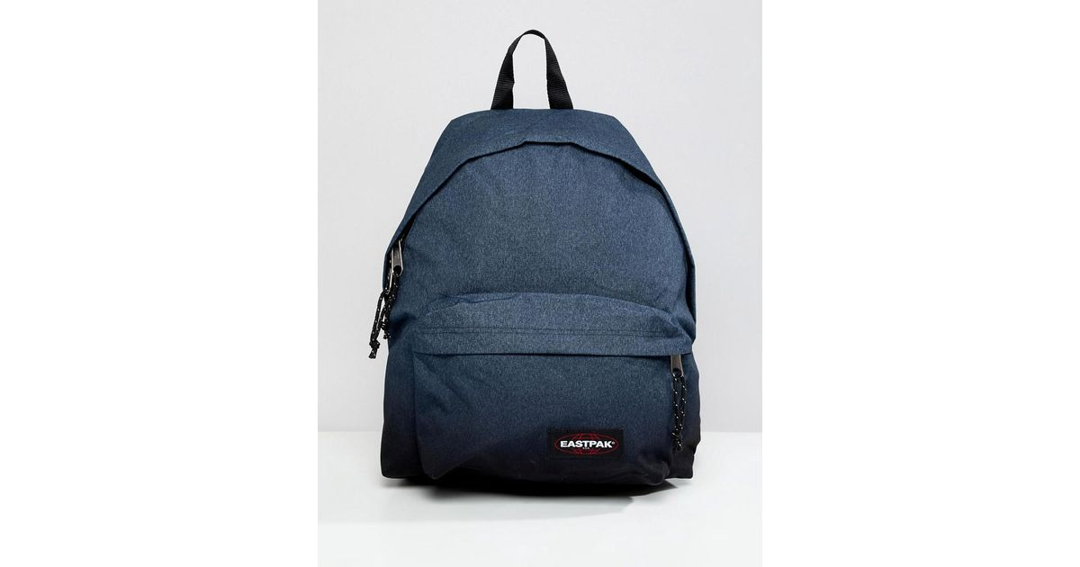 3fd18fc558b Lyst - Eastpak Padded Pak'r Ombre Backpack 24l in Blue for Men